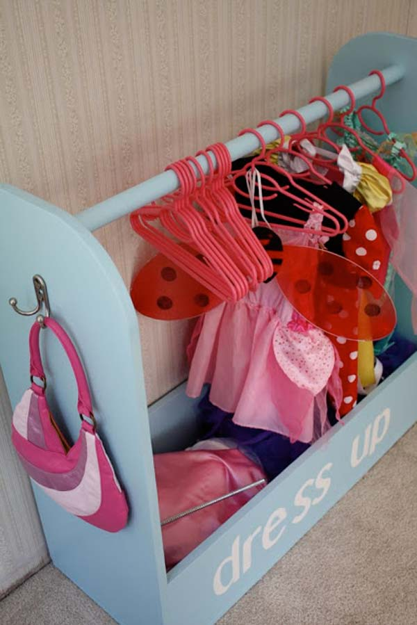 28 Smart Tips Tricks and Hacks to Organize Your Child's Room Beautifully homesthetics decor (4)