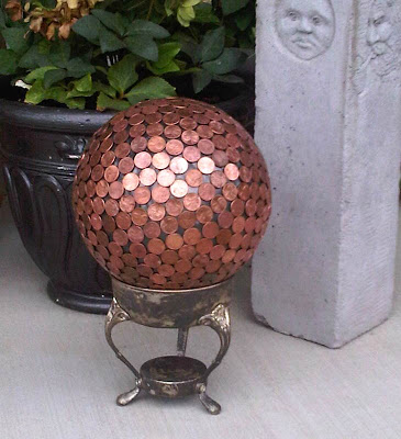 35 Extraordinary Beautiful DIY Penny Projects With a Shinny Copper Vibe homesthetics decor (3)