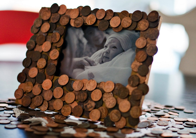 35 Extraordinary Beautiful DIY Penny Projects With a Shinny Copper Vibe homesthetics decor (5)