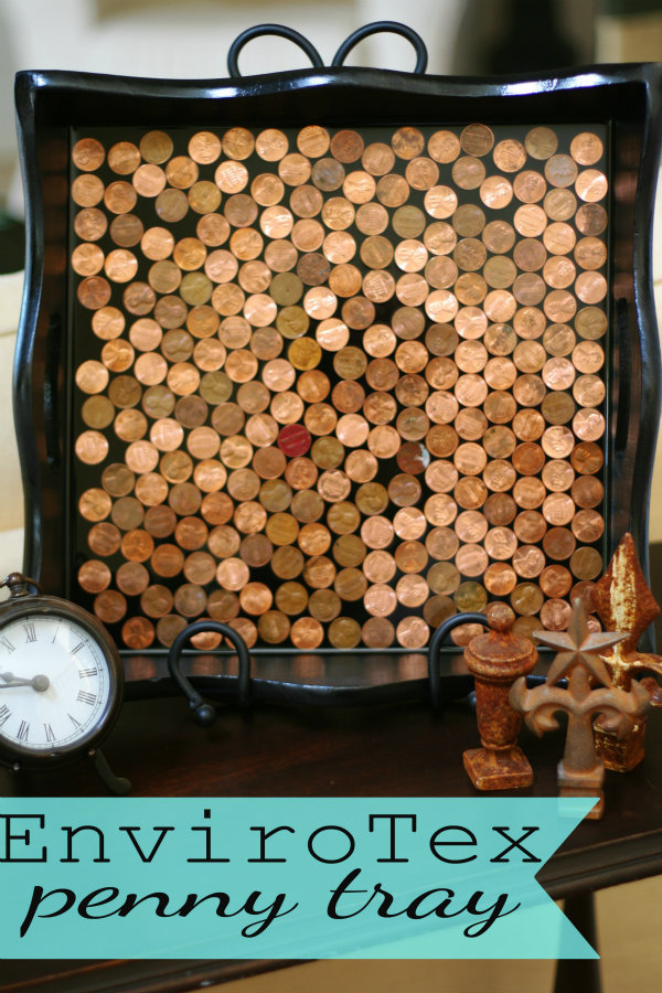 35 Extraordinary Beautiful DIY Penny Projects With a Shinny Copper Vibe homesthetics decor (9)