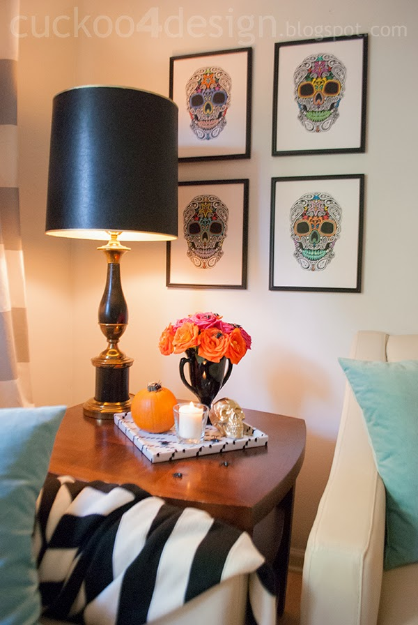 Beautiful Methods of Covering Your Blank Walls- DIY Art Projects-homesthetics.net (33)