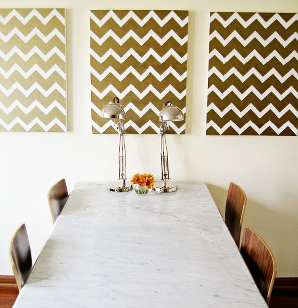 Beautiful Methods of Covering Your Blank Walls- DIY Art Projects-homesthetics.net (41)