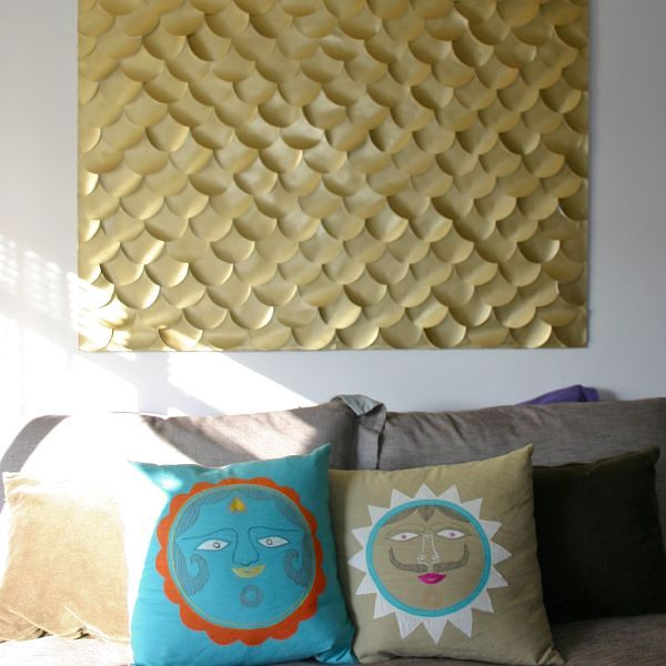 Beautiful Methods of Covering Your Blank Walls- DIY Art Projects-homesthetics.net (42)