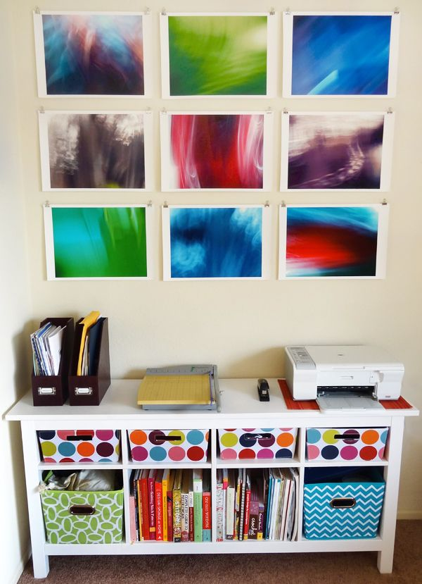 Beautiful Methods of Covering Your Blank Walls- DIY Wall Art Projects-homesthetics.net (12)