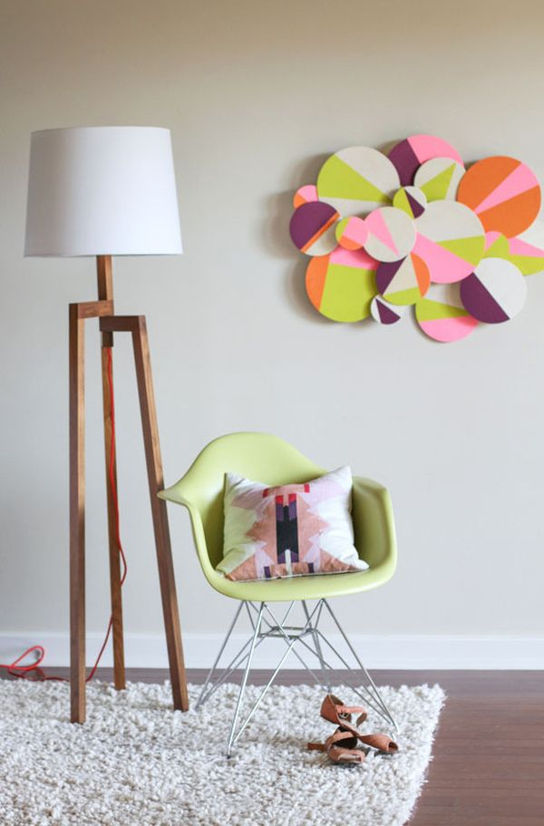 Beautiful Methods Of Covering Your Blank Walls  DIY Wall Art Projects  Homesthetics.net