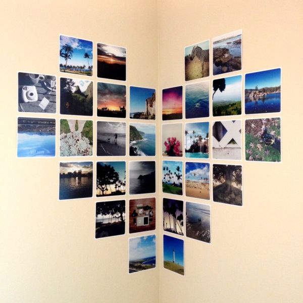 Beautiful Methods of Covering Your Blank Walls- DIY Wall Art Projects-homesthetics.net (22)