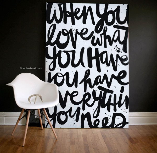 Beautiful Methods of Covering Your Blank Walls- DIY Wall Art Projects-homesthetics.net (4)