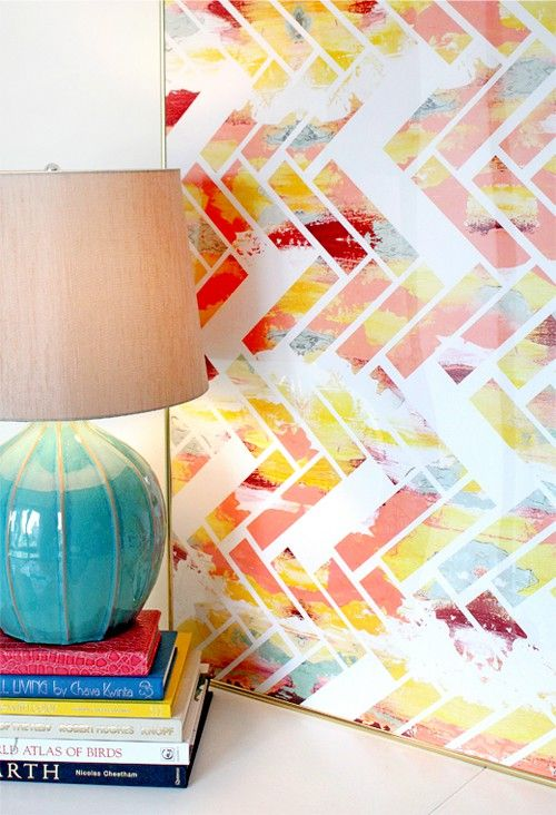 Beautiful Methods of Covering Your Blank Walls- DIY Wall Art Projects-homesthetics.net (5)