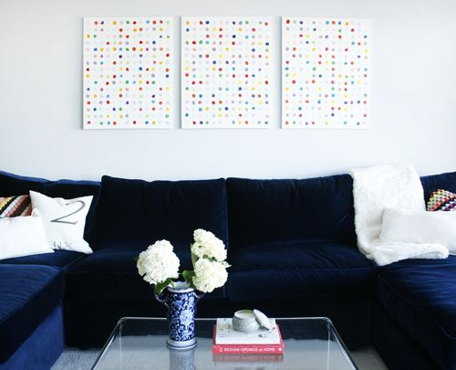 Beautiful Methods of Covering Your Blank Walls- DIY Wall Art Projects-homesthetics.net (7)