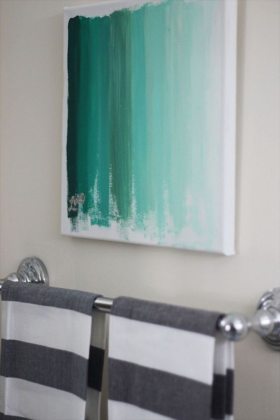 Beautiful Methods of Covering Your Blank Walls- DIY Wall Art Projects-homesthetics.net (9)