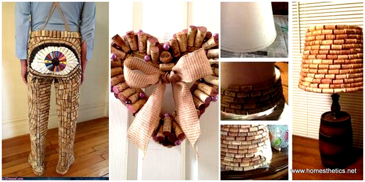 21 Truly Creative Diy Wine Cork Projects You Will Simply Adore