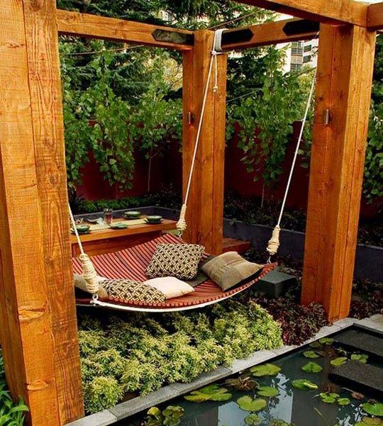 diy backyard design ideas homestheticsnet 9 - Backyard Design Ideas