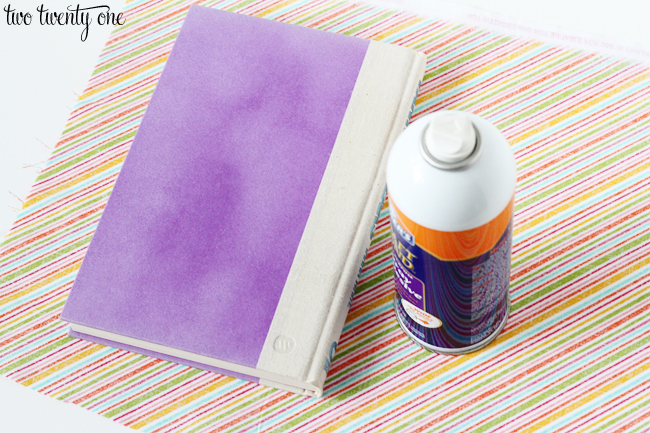 DIY Cheap And Creative Fabric Covered Books (2)