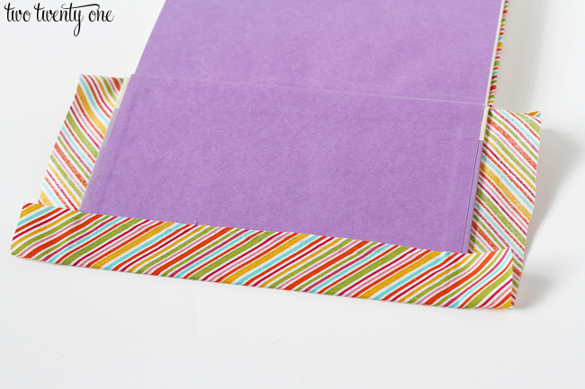 DIY Cheap And Creative Fabric Covered Books (5)