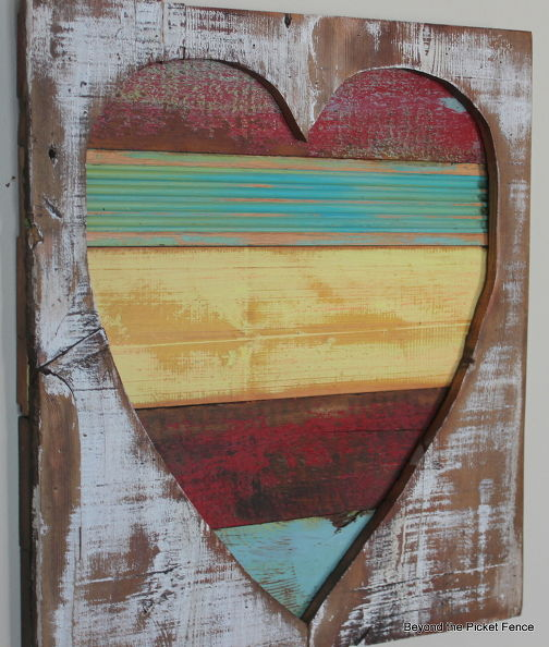 Creative Diy Reclaimed Lumber Projects With A Touch Of