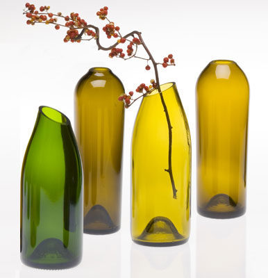 DIY Wine bottles crafts (2)