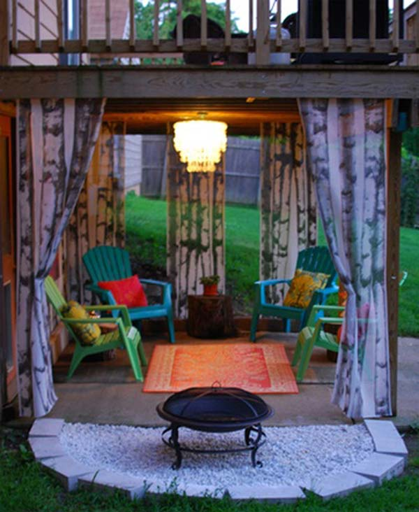 Design Your Dream Backyard With These Incredible 32 DIY Landscaping Projects-homesthetics (10)