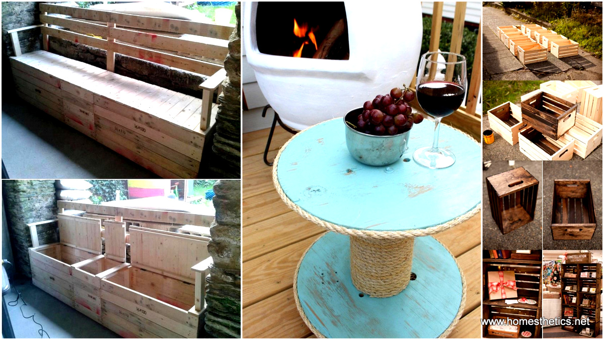 Extremely useful and creative diy furniture projects that will 27 extremely useful and creative diy furniture projects that will discreetly transform your decor solutioingenieria Gallery