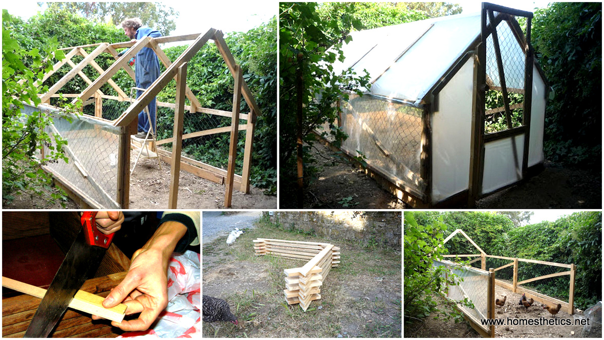 learn how to build a green house with this 7 tutorials and