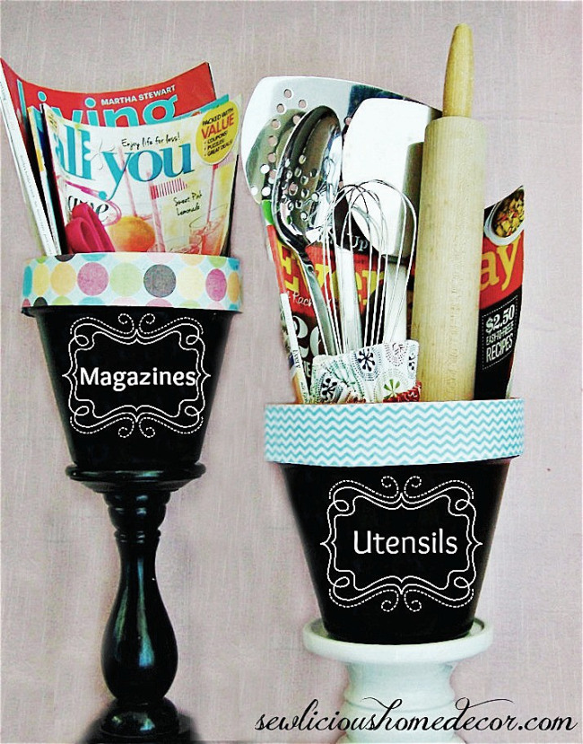 Recycle and Renew Your Kitchen With These Colorful Fun DIY Projects-homesthetics.net (2)