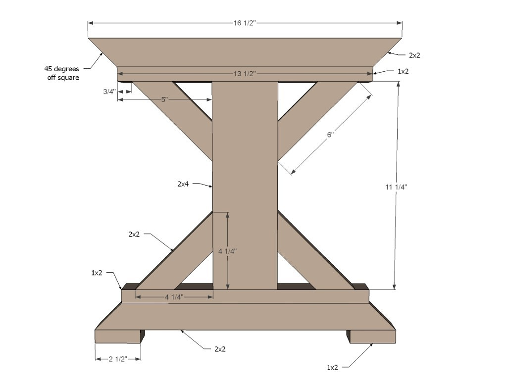 Simply Breathtaking 20$ DIY Farmhouse Bench Tutorial That You Will Want to Start Right Away-homesthetics.net (3)
