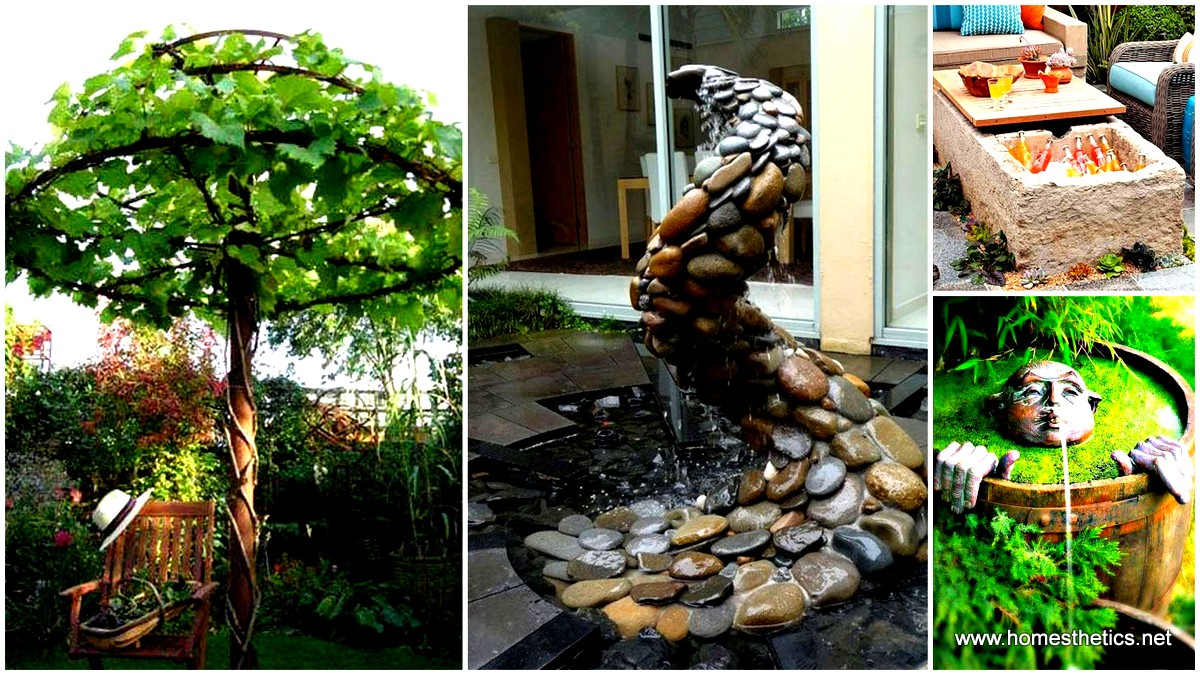 Design Your Dream Backyard With These Incredible 32 DIY