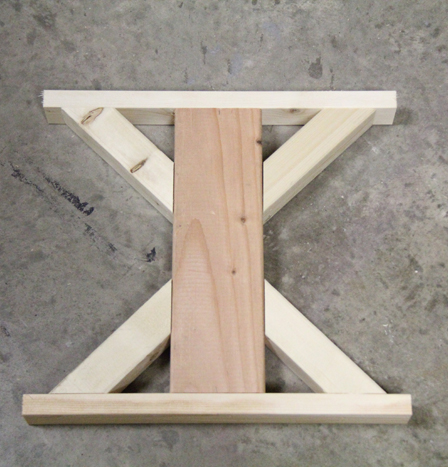 mply Breathtaking 20$ DIY Farmhouse Bench Tutorial That You Will Want to Start Right Away-homesthetics.net (6)