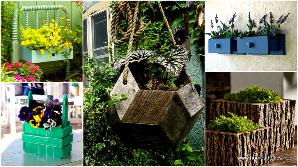 1 25 Insanely Beautiful Wooden Planter Ideas To Start Right Away Homesthetics Inspiring Ideas For Your Home