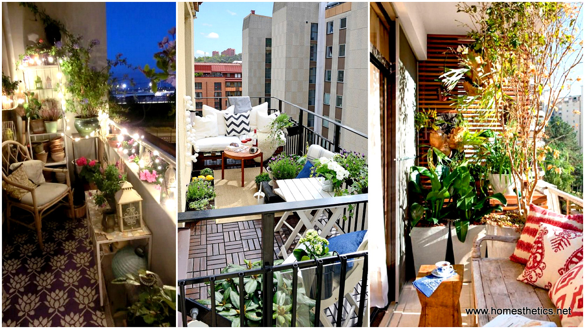 53 mindblowingly beautiful balcony decorating ideas to start right away - Small spaces big design decoration ...