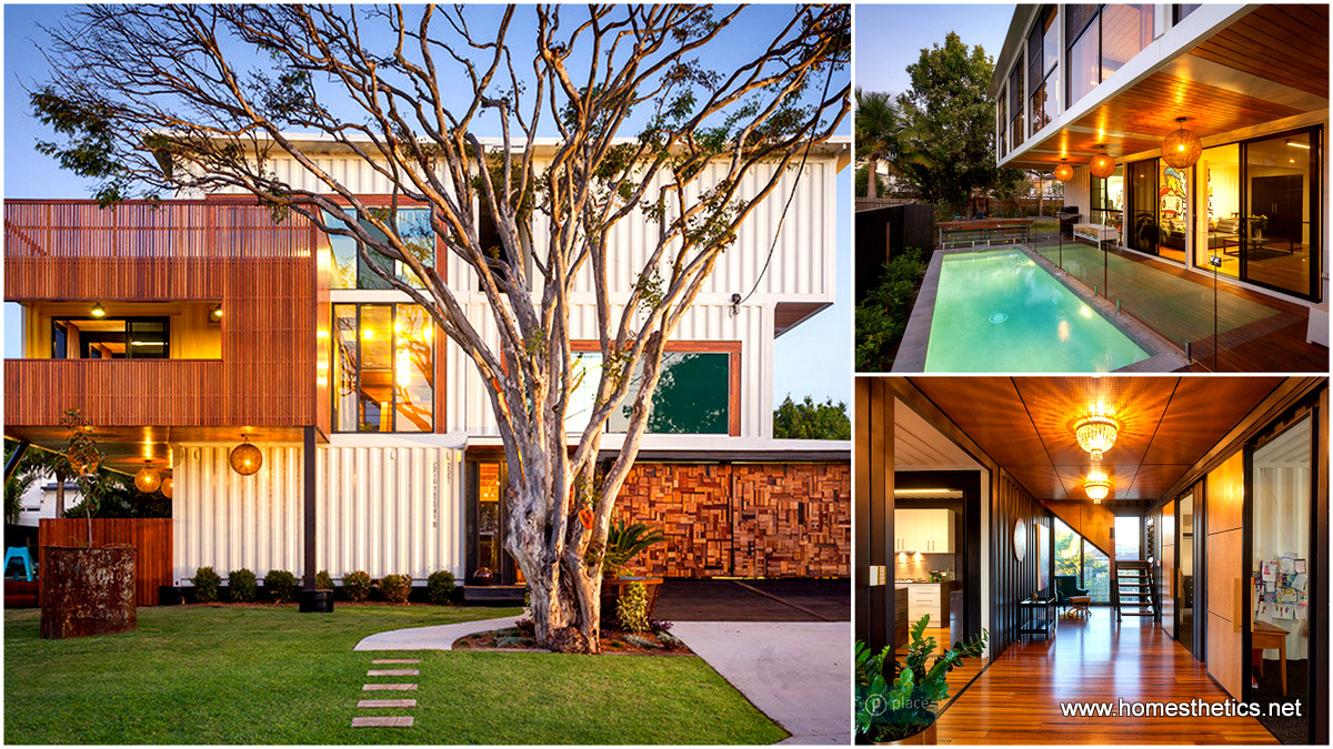 1 Extraordinary Shipping Container Homes