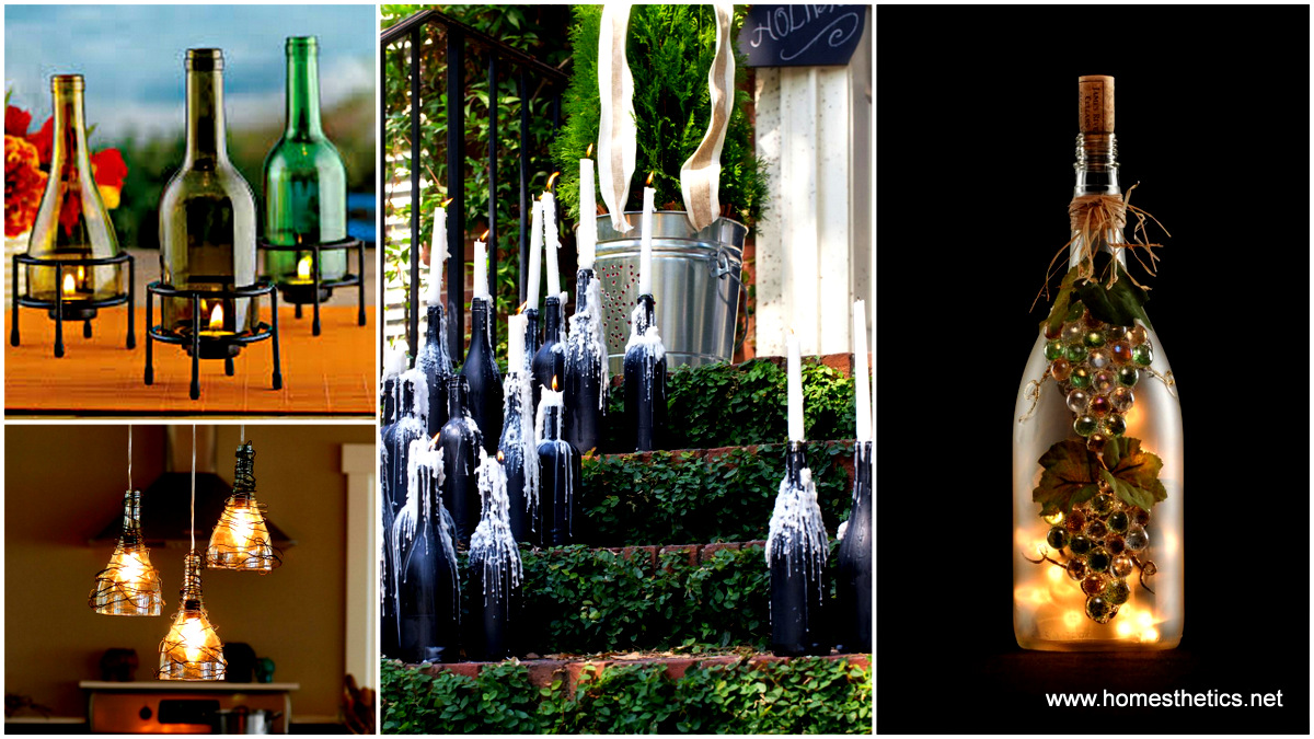 19 Of The World S Most Beautiful Wine Bottle Crafts