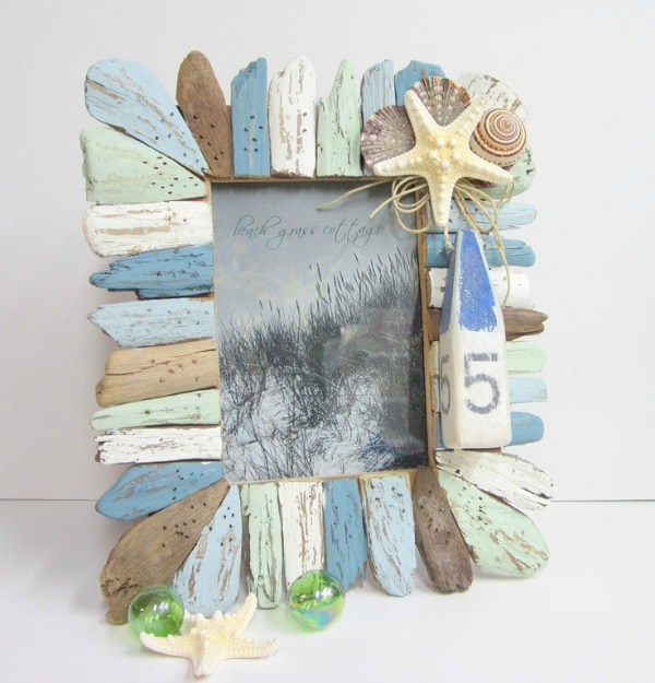 15 Beautiful and Sensible Driftwood Crafts For a Shabby Chic Home homesthetics decor ideas (11)