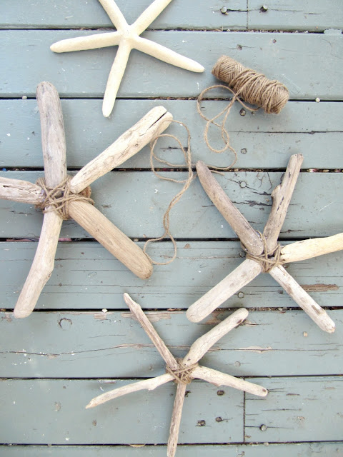 15 Beautiful and Sensible Driftwood Crafts For a Shabby Chic Home homesthetics decor ideas (14)