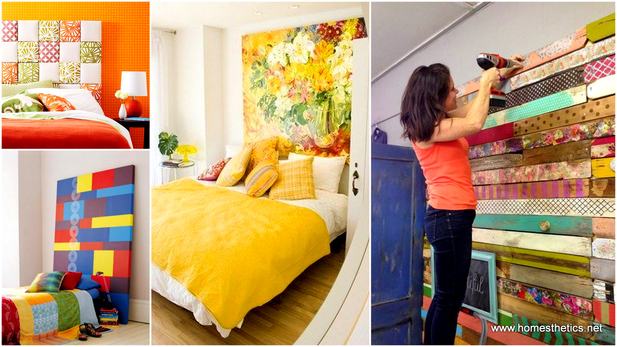 15 Colorful Headboard Designs That Will Beautify Your Bedroom - Homesthetics - Inspiring ideas for your home.