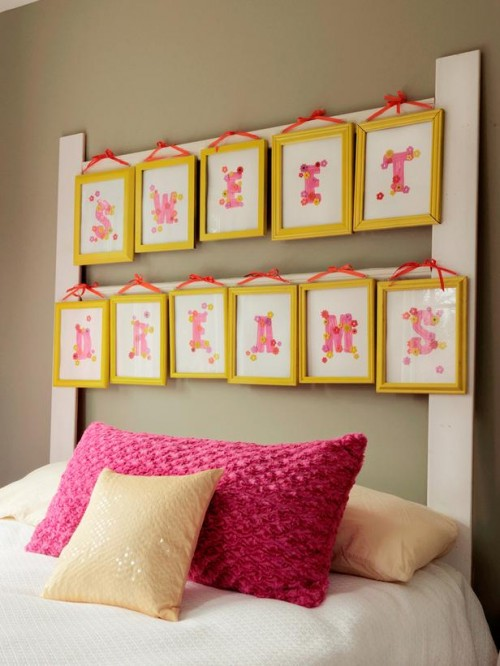 18 Colorful Headboard Designs That Will Beautify Your Bedroom homesthetics decor (15)