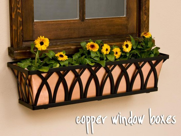 19 Simply Breathtaking Flower Box Ideas to Accessorize Windows With Greenery homesthetics flower decor (13)