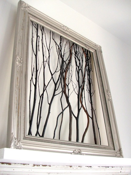 21 Creative and Inspiring Twigs and Branches DIY Projects To Do homesthetics crafts (13)