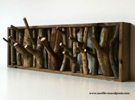 21 Creative and Inspiring Twigs and Branches DIY Projects To Do homesthetics crafts (15)