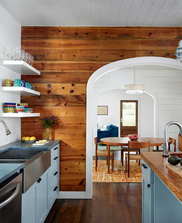 24 Decoration Ideas That Will Transform Your Kitchen Walls homesthetics decor (1)