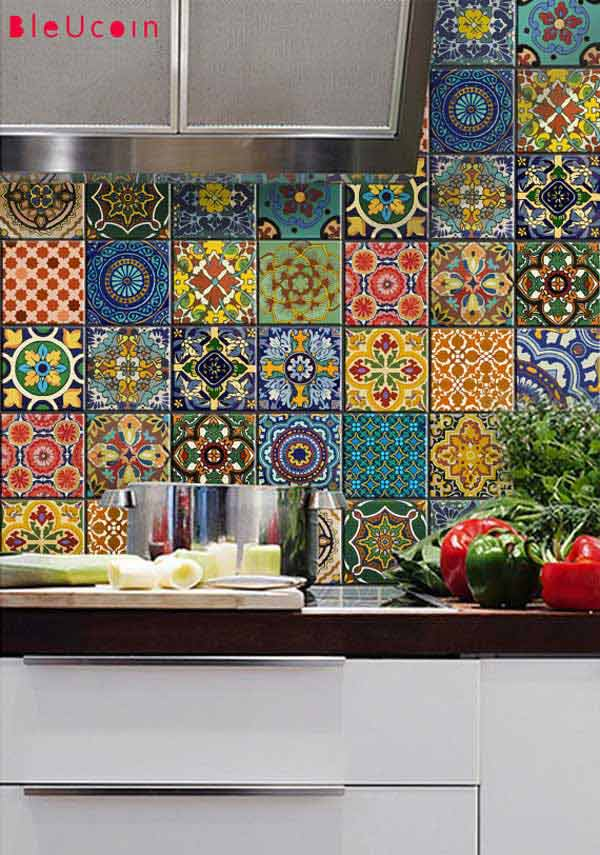 24 Decoration Ideas That Will Transform Your Kitchen Walls homesthetics decor (10)
