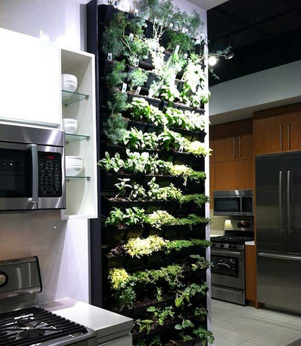 24 Decoration Ideas That Will Transform Your Kitchen Walls homesthetics decor (8)