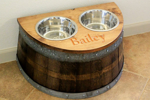 25 Brilliantly Creative DIY Projects Reusing Old Wine Barrels homesthetics decor ideas (10)