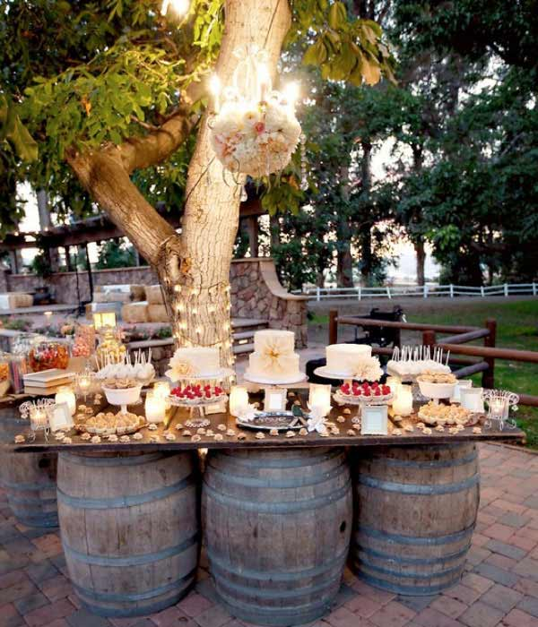 25 Brilliantly Creative DIY Projects Reusing Old Wine Barrels homesthetics decor ideas (18)