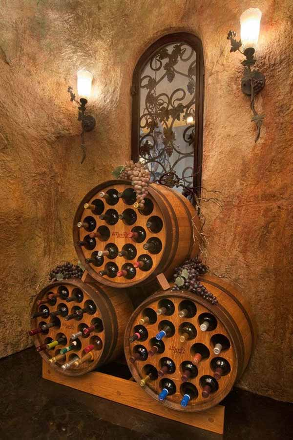 25 Brilliantly Creative DIY Projects Reusing Old Wine Barrels homesthetics decor ideas (7)