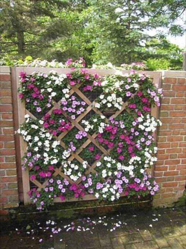 26 insanely cool garden fences ideas to materialize this for How to materialize