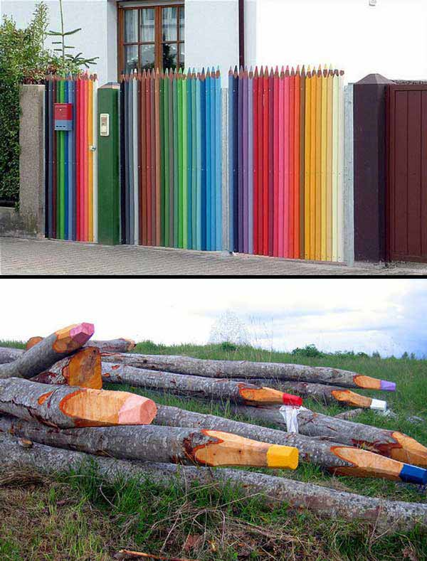 26 Insanely Cool Garden Fences Ideas To Materialize This
