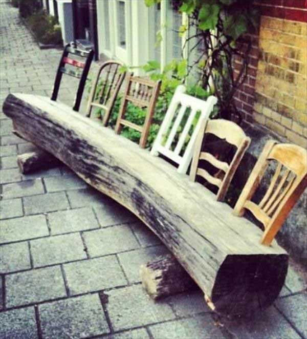 27 Super Cool Diy Reclaimed Wood Projects For Your Backyard Landscape Homesthetics Decor 14