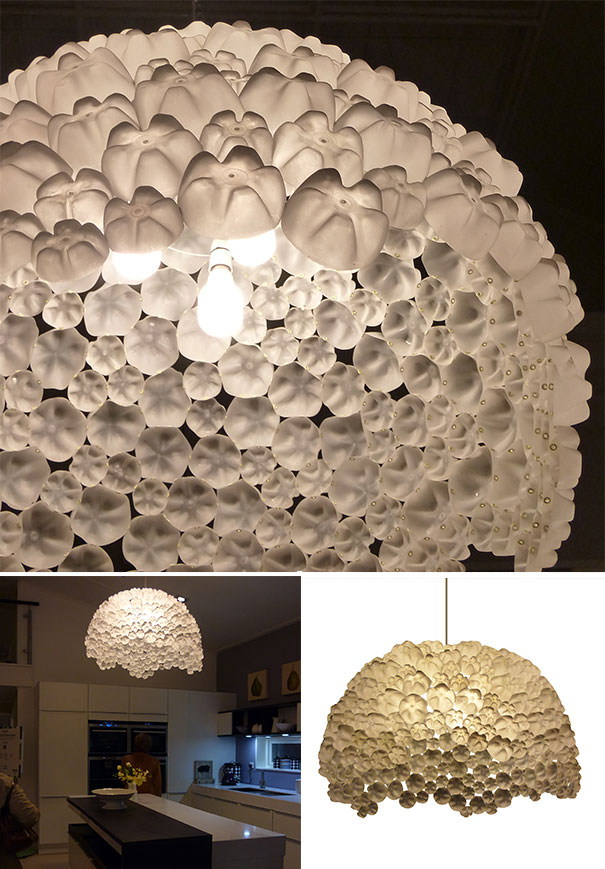 28 Jaw-Dropping Ways to Reuse Plastic Bottles Beautifully usefuldiyprojects.com decor (7)