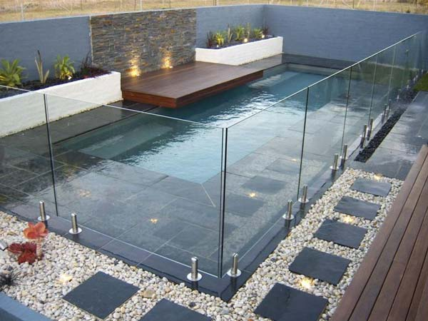 28 Mindbogglingly Alluring Small Backyard Designs Beautified by Swimming Pools homesthetics backyard (1)