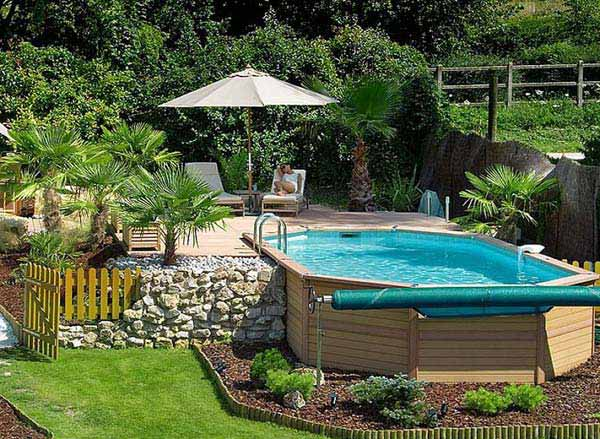 28 Mindbogglingly Alluring Small Backyard Designs Beautified ...